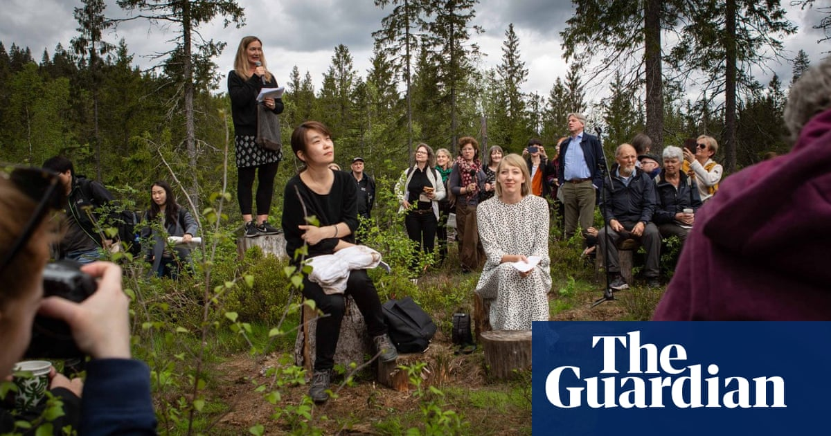 Han Kang buries new manuscript in Norwegian forest until 2114