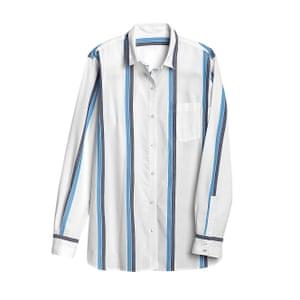 Blue stripe, £39.95, gap.com