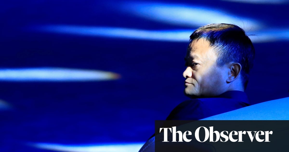 Image of article 'The strange case of Alibaba's Jack Ma and his three-month vanishing act'