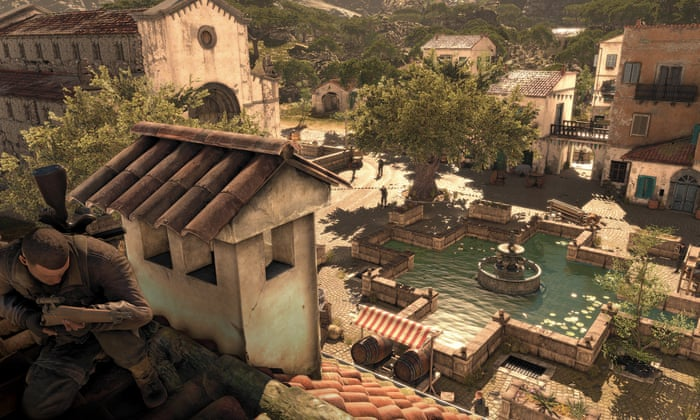 Sniper Elite 4 review – bloody and good-looking but generic