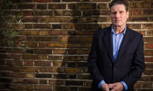 Sir Keir Starmer, shadow Brexit secretary.