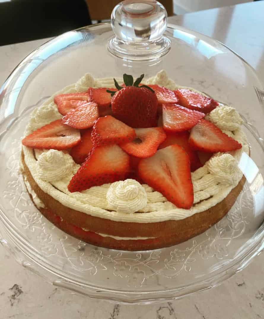 Caterina yogurt cake