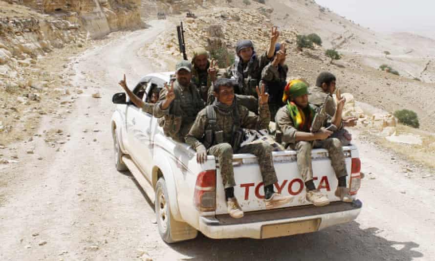 Kurdish People's Protection Units (YPG)