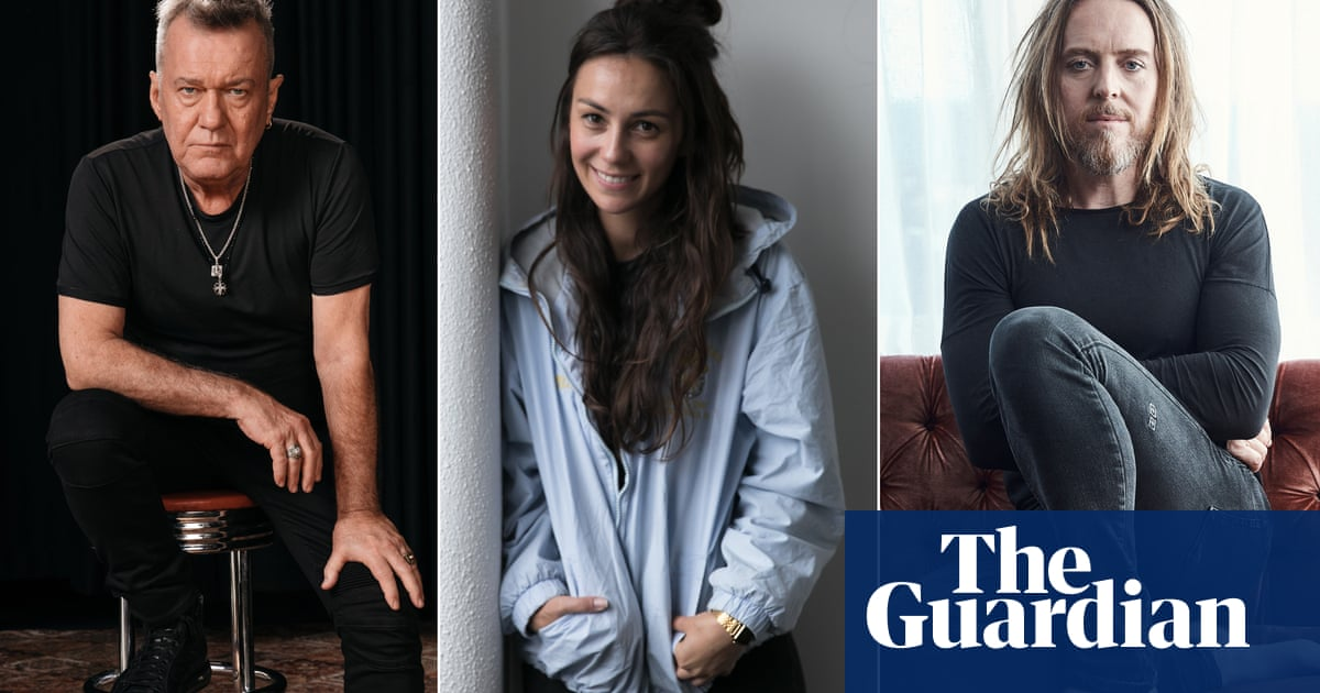 Australian music legends join forces to urge the nation to get vaccinated