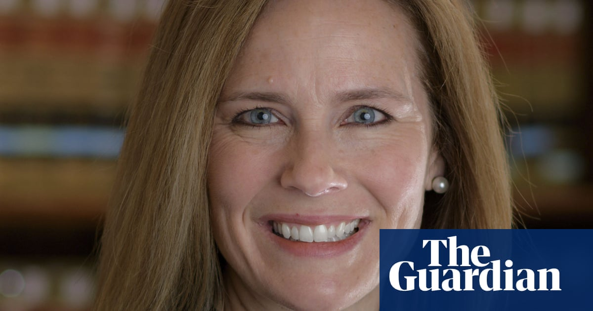 'I'm saving her for Ginsburg': who is Amy Coney Barrett Trump's likely supreme court pick? – The Guardian