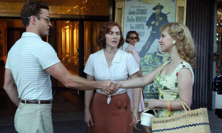 'There's an overwhelming, existential pointlessness to it all' ... Wonder Wheel