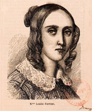 Marvel … composer Louise Farrenc (1804-75).