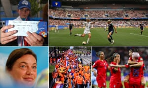 Ticket sales and empty seats, the USA's 13 goals, Dutch fans and France's manager, Corinne Diacre, have been among the early World Cup talking points.