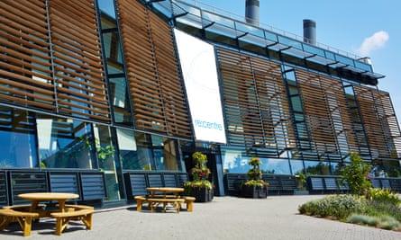 The Bright building at Bradford University.