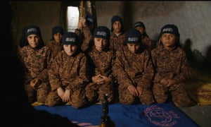 Syrian film-maker Talal Derki's 'extraordinary, intrepid' Of Fathers and Sons (2018).