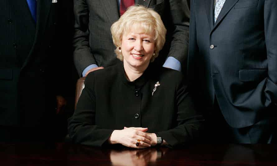 Kim Campbell was Canada's first and only female prime minister.
