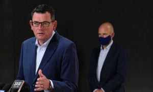 Victorian Premier Daniel Andrews confirmed eased coronavirus restrictions for, returning the state to its Christmas settings.
