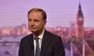 Simon Stevens, chief executive of the NHS England