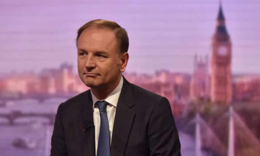 The NHS England chief executive, Simon Stevens