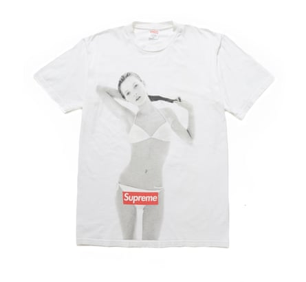 A Kate Moss T-shirt from 2004