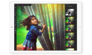 Affinity Photo for the iPad is a full-featured Photoshop alternative for Apple's tablet.