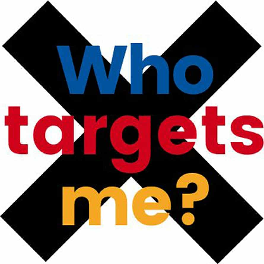 Who targets me? logo