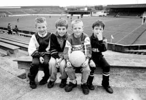 #00Homely Footba' GroundClydebankKilbowie ParkScotland1989