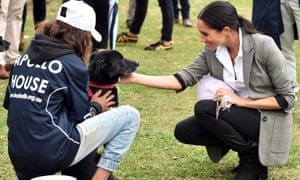 Meghan Markle wears pair of Outland Denim jeans on her visit to Australia