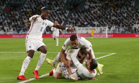 Mbappé can transform Deschamps' France into the great entertainers | Paul Doyle