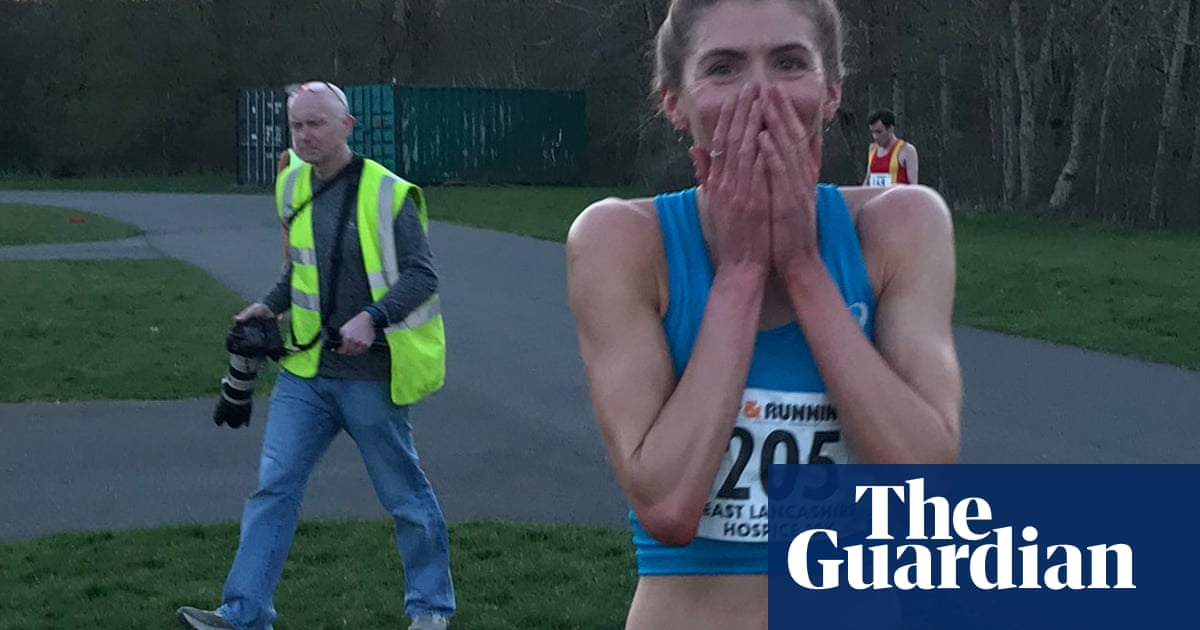 Beth Potter's stunning 5k run unlikely to get even UK record status