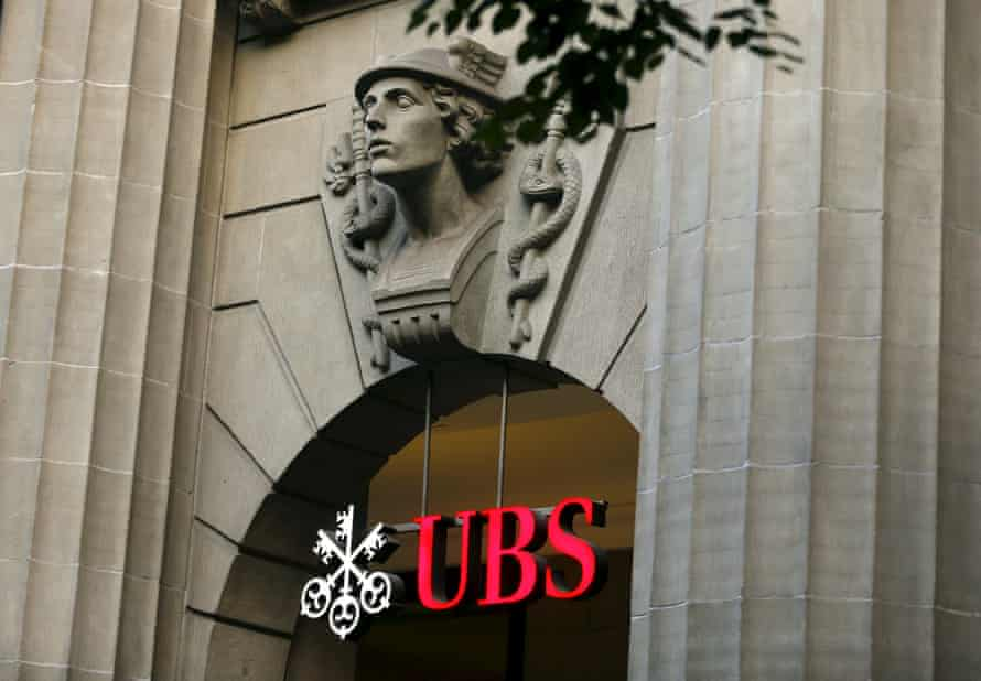 UBS second quarter profits