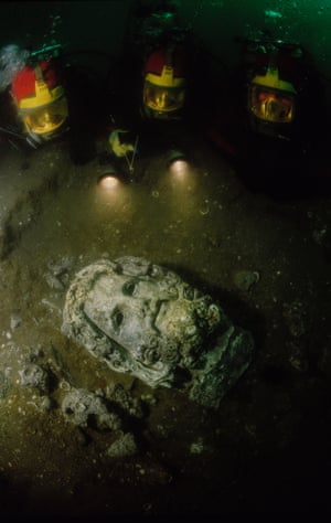 'Underwater archaeology is exciting – if you are there'
