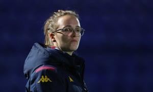 Gemma Davies, the Aston Villa manager, is very meticulous, knows how she wants her team to play and has already been involved in the recruitment for next season.