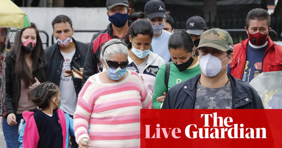 Coronavirus live: 'no return to normal for foreseeable future,' says WHO; Latin America deaths pass US and Canada