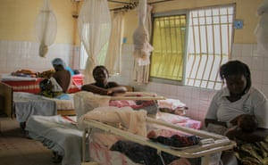 The Aberdeen Women's Centre in Freetown, founded by a British philanthropist, has become a beacon for best practice for maternity wards in Sierra Leone