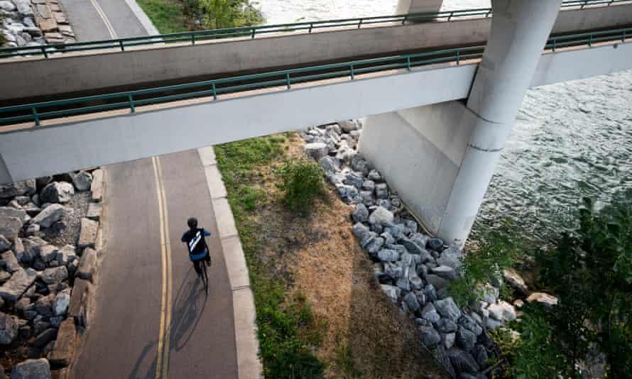 Cycling in Calgary
