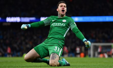 Ederson 'cried a lot' when released by São Paulo but a chance phone call then took him to Benfica aged 16.