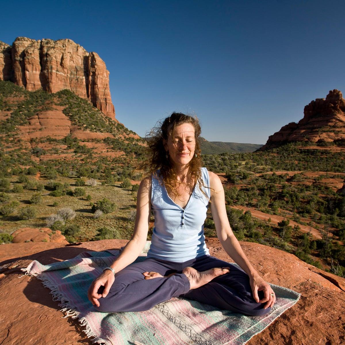 Spiritual Sedona The Arizona Town Bursting With Positive Vibes Travel The Guardian