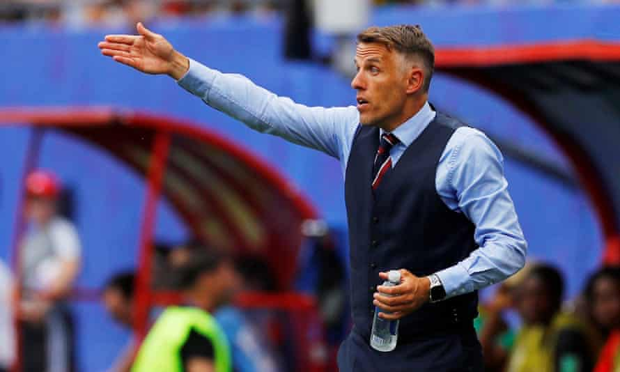 Phil Neville has shown a tactical naivety bordering on arrogance