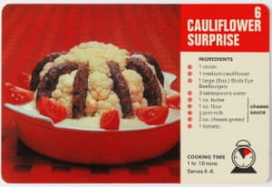 Cauliflower surprise