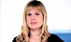 Author Lara Prescott