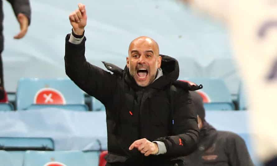 Manchester City manager Pep Guardiola was outspoken in his opposition to the Super League project.