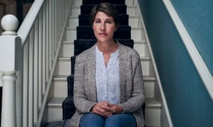 Tamsin Greig in Nights in the Gardens of Spain.
