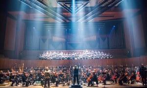 The Dream of Gerontius, ENO, Royal Festival Hall