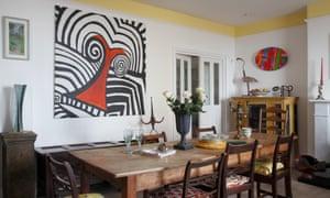 Aldeburgh dining room