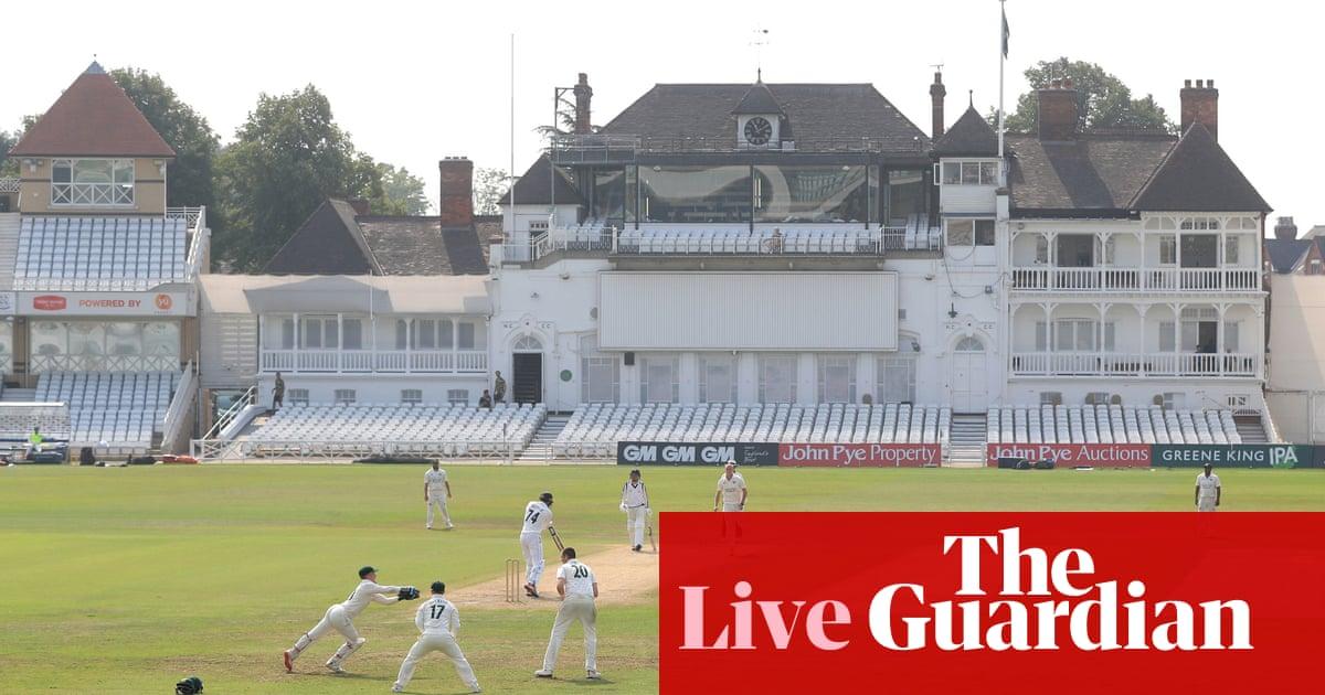 County cricket: Essex v Surrey, Notts v Yorks and more – live! | Sport