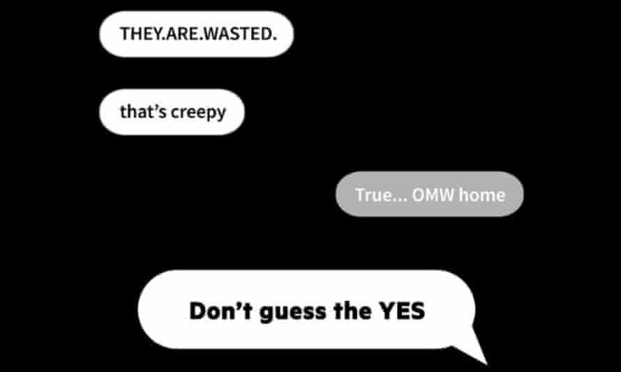 A message put out by Wellington police on sexual consent as the festive party season begins in New Zealand