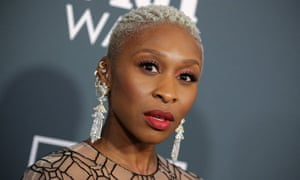 'Black British actress Cynthia Erivo was the only person of color nominated across 20 acting categories, and out of five directing nominations, all nominees were male.'