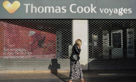Thomas Cook could be back as an online travel agent