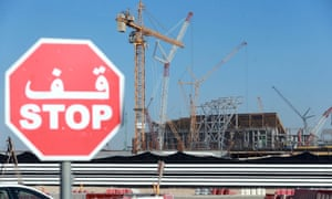 Qatar is busy preparing to host the 2022 World Cup