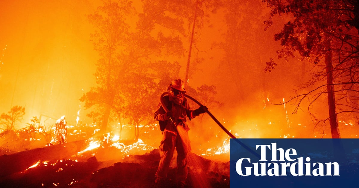 California fires burn record 2m acres – The Guardian