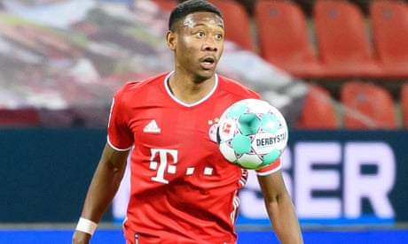 Real Madrid lead race to sign David Alaba but Liverpool interested too