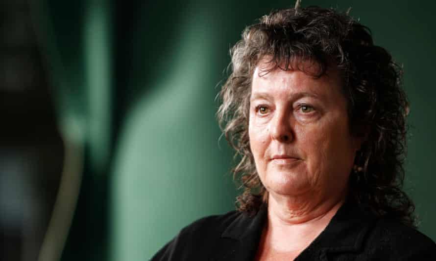 Poet Carol Ann Duffy.