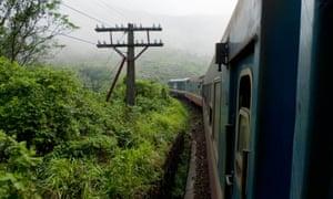 Train to Da Nang