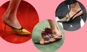9ca7055d2a3 Footwear rules for summer: the heel is the new toe | Fashion | The ...